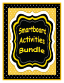 Smartboard Bundle Making Words Guess the Covered Word Jour