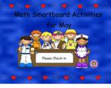 Smartboard Calendar Math Activities May
