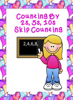 Smartboard Counting By 2, 5, 10  Skip Counting