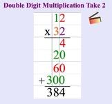 Smartboard Double Digit Multiplication Take 2