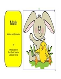 Smartboard Egg Addition and Subtraction