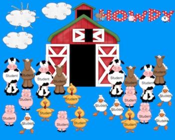Smartboard Farm Attendance File