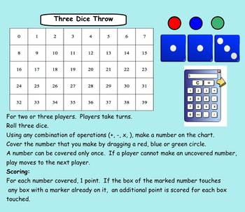 Smartboard:  Four FREE Interactive Math Games (place value/number sense)