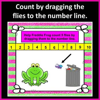 Smartboard Math: Counting, Addition, Subtraction, Word Problems