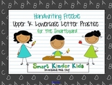 Handwriting Freebie for Smartboard - Letter Formation Practice