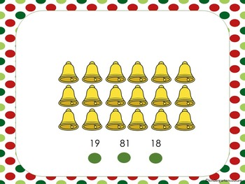 Smartboard Holiday Counting