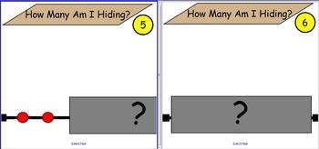 Smartboard: How Many Am I Hiding?