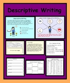 Smartboard:  How to Write a Descriptive Paragraph