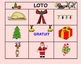 "Smartboard Interactive Christmas ""LOTO"" Game"
