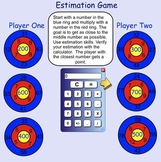 Smartboard: Interactive Math Games (Estimation, Multiplication, Coordinates)