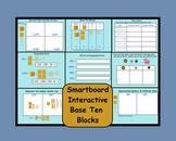 Smartboard: Interactive Place Value (Base Ten Blocks)
