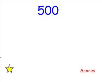 Smartboard Jeopardy Blank Template