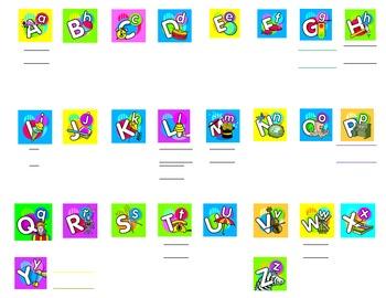 Smartboard Kindergarten Word Wall 2.3