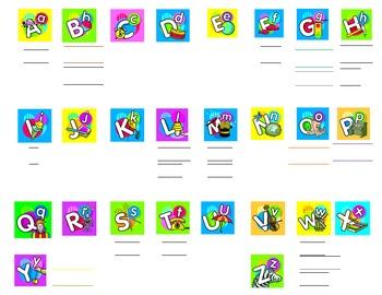 Smartboard Kindergarten Word Wall 3.2
