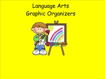 Smartboard Language Arts Graphic Organizers