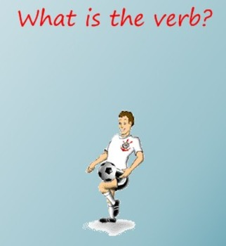 Smartboard Lesson: What is a Verb?