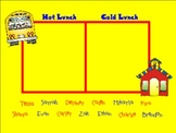 Smartboard Monthly Attendance