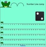 Smartboard: Number Line Jump