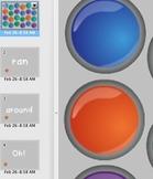 Smartboard Parts of Speech Bean-Bag Game