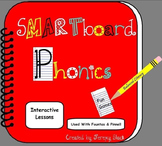 Fountas and Pinnell Phonics SMARTboard First Grade