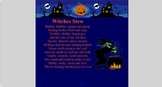 Smartboard Poetry for October