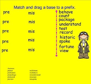 Smartboard Prefix Introduction