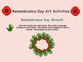 Smartboard: Remembrance Day Art Activities