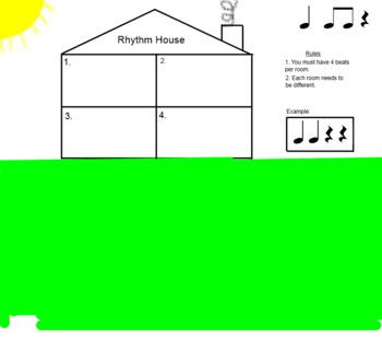 Smartboard Rhythm House