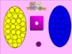 Smartboard Roll an Easter Egg Center Activity