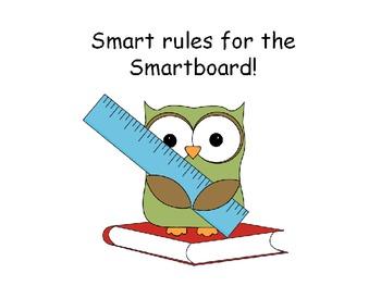 Smartboard Rules