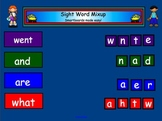 Smartboard Sight Word Mix Up