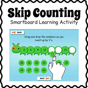 Skip Counting File Folder Teaching Resources | Teachers Pay Teachers