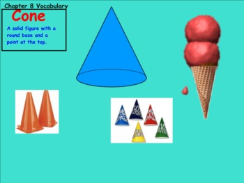 Smartboard: Sorting 3D Solid Shapes