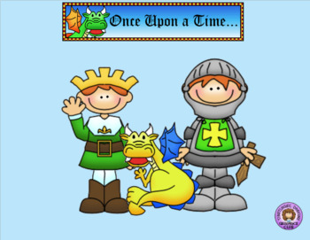 Smartboard Story Writing Activity Castle Theme