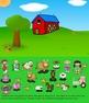 Smartboard Story Writing Activity Farm Theme