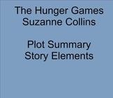 Smartboard: The Hunger Games:  Plot Summary:  Diagram:  SMART Board