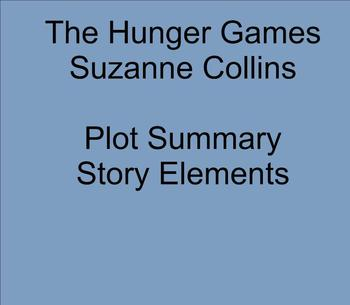 Smartboard: The Hunger Games:  Plot Summary:  Diagram:  SM