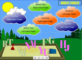 Smartboard - Lesson_Typing by Color