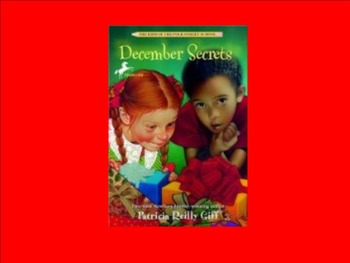 December Secrets Smartboard Unit