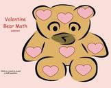 Smartboard Valentine Interactive Math and Language Activities