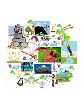 Smartboard activity: Nature / Hay...