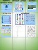 Smartboard monthly interactive calendar activities - ENGLISH - Winter Clothes