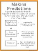 Smarter Balance Making Predictions Task Cards