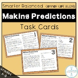 Smarter Balance Making Predictions Task Cards