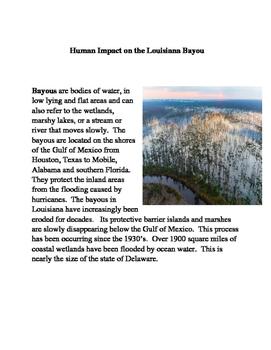Smarter Balanced ELA Practice: Human Impact on the Louisiana Bayou