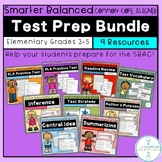 Smarter Balanced ELA Test Prep Bundle Gr 3-5 (SBAC) Complete Set