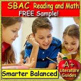 Smarter Balanced Test Prep Practice Tests (SBAC) - ELA Reading and Math