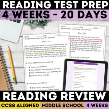 Smarter Balanced Reading Review