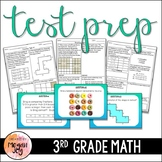 Smarter Balanced SBAC Third Grade Math Test Prep