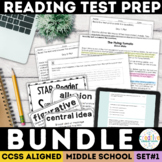 Smarter Balanced Test Prep Bundle